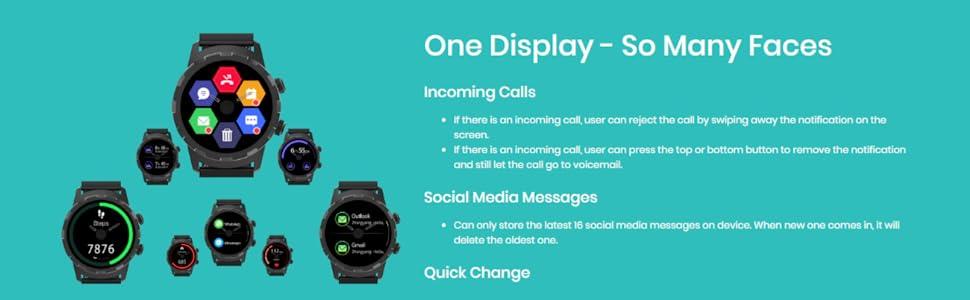 hybrid smart watch