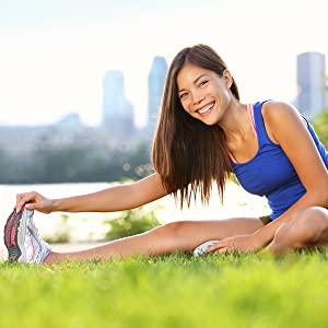 women stretching, exercise, energy, healthy joints