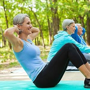 women exercise cardiovascular health lower cholesterol blood pressure