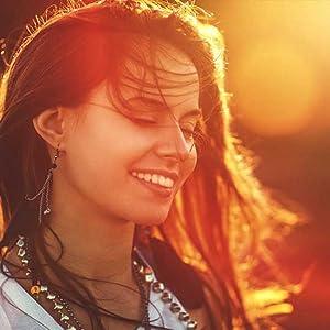 women healthy hair and skin hemp oil benefits