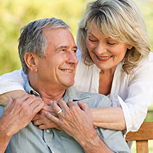 adult couple healthy heart strong bones minerals