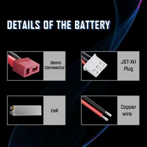 lipo 2s battery