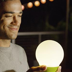 Amazon Com Emoi Mini Led Night Light Multicolor Silicone