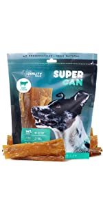 beef tendons dog treats grain free organic low fat healthy chew and treats bully sticks jerky
