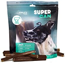 beef gullet beef jerky for dogs natural healthy joint support