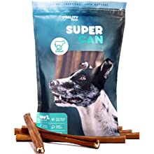 supercan bully stciks super can bully sticks jumbo bully sticks odor free bully sticks chews dogs