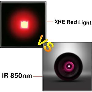White Light XML Lamp Pill Holder //Replacement Illuminator For UF-T20 Flashlight
