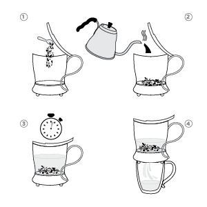 infuser cup how to use
