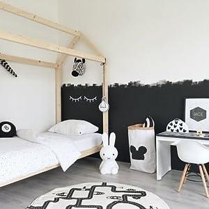 Amazon.com: 2 x Home – Set de dos (2), color blanco – Kids ...