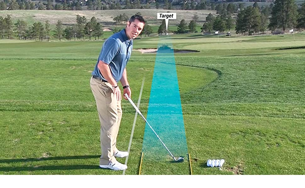 golf sticks training aids