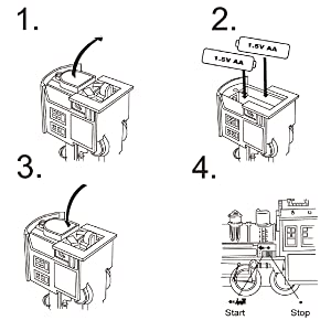 How to Put the Battery
