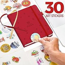 organizer graph pens travelers cover diary essentials