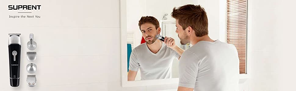 Suprent Cordless Beard Trimmer