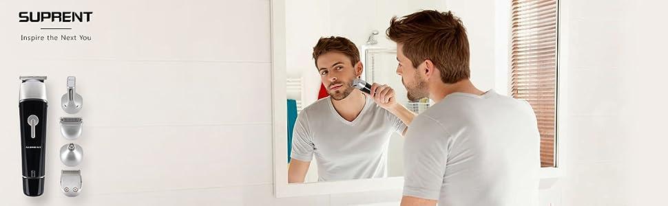 Suprent Cordless Beard Trimmer