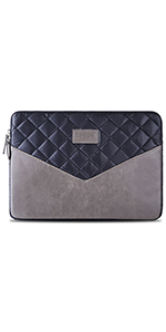 CAISON 15 6 inch Ultrabook Laptop Case Sleeve For DELL XPS 15//15 6