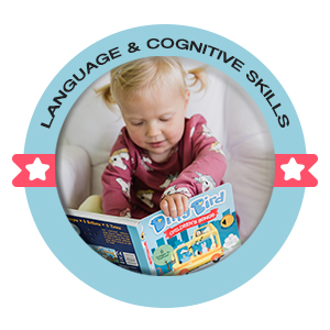 interactive books, educational gifts for 1 year old, preschool toys