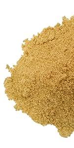 organic ground flaxseed, food to live