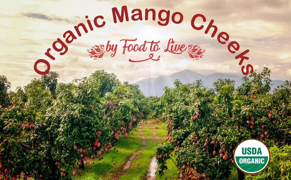 mango cheeks, food to live