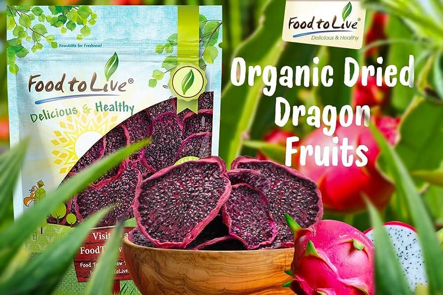 Alimentos para vivir con certificado orgánico de frutas ...