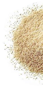 almond flour, food to live