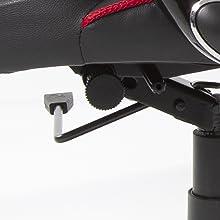bosun, bosun executive chair, bosun ergonomic chair, stand steady, height adjustable chair, leather