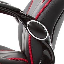 bosun, bosun ergnomic chair, bosun executive chair, stand steady, height adjustable chair, leather