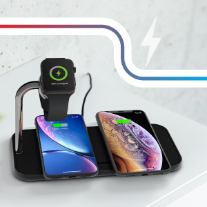wireless charger phone iphone 8 galaxy s9 samsung plus apple note x s8 chargers case accessories qi