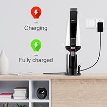 rechargerable vacuum