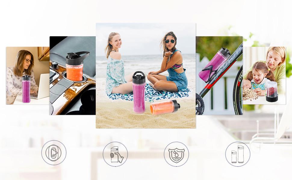 Enjoy Multi-Function Blender for Travel