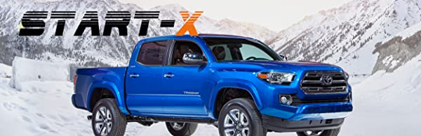 Start-X Remote Starter Kit for Toyota Tacoma Push to Start 2016-2019 || 3X  Lock to Remote Start