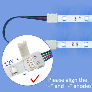 led strip light connectors