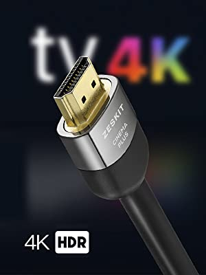 hdmi cable 4k hdr cl3 in wall hdcp 2.2 apple tv roku netflix