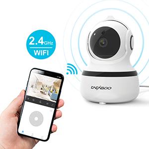 baby monitor, video baby monitor, baby monitor with camera and audio, wifi wireless dome camera