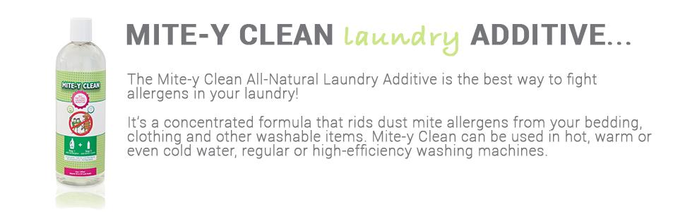 Amazon.com: Mite-y Clean - Aditivo natural para la ropa ...