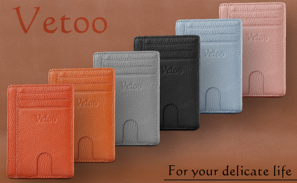Vetoo, for your delicate life