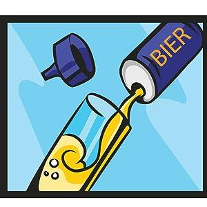 beer bong bierstick syringe beer pong shotgun tool college gift party bachelor bachelorette