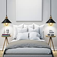 Bedroom Hanging Lighting