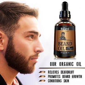 Amazon Com Beard Growth Beard Oil Beard Kit Beard Conditioner