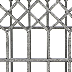Amazon.com   SMONTER Heavy Duty Dog Cage for Large Dog Strong Metal ... 1bc46404b831c