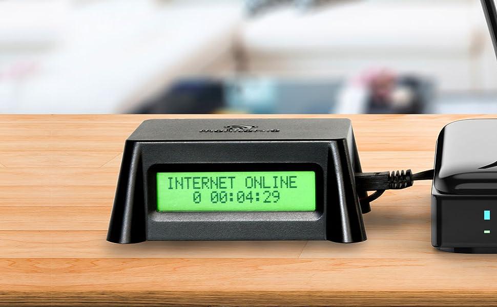 Internet Status