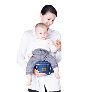 baby carrier Bebamour New Style Designer Sling and Baby Carrier 2 in 1
