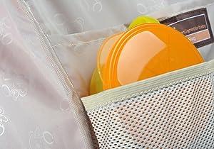 Amazon.com : Bebamour Travel Backpack Diaper Bag Tote