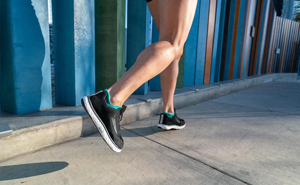Men/'s Altra Footwear Escalante Zero Drop Running Shoes Blue