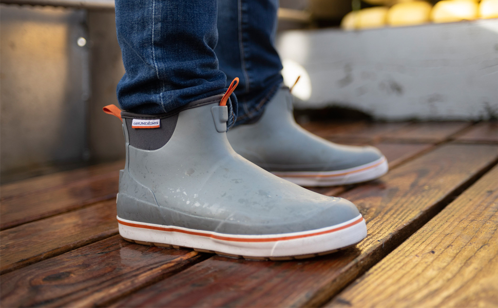 60008 Deck Boss Ankle Boot