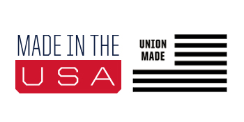 Made in the USA by Union Made