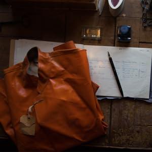 Grundens Neptune 509 Latzhose orange
