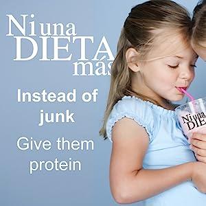 protein ni una dieta mas