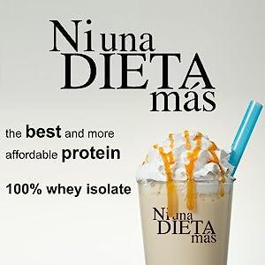 ni una dieta más whey