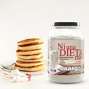 whey protein ni una dieta mas