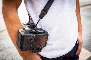 Amazon.com : Custom SLR Air Strap - Lightweight, Breathable Camera ...